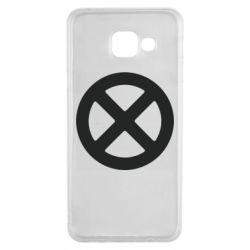 Чохол для Samsung A3 2016 X-man logo