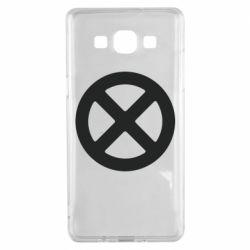 Чохол для Samsung A5 2015 X-man logo