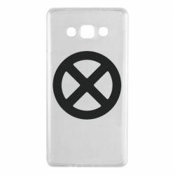 Чохол для Samsung A7 2015 X-man logo