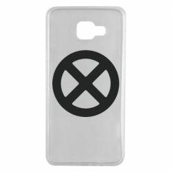 Чохол для Samsung A7 2016 X-man logo