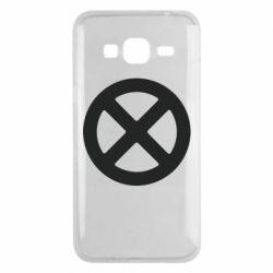 Чохол для Samsung J3 2016 X-man logo