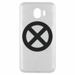 Чохол для Samsung J4 X-man logo