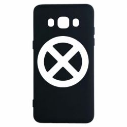Чохол для Samsung J5 2016 X-man logo