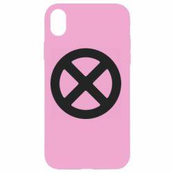 Чохол для iPhone XR X-man logo
