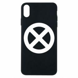 Чохол для iPhone Xs Max X-man logo