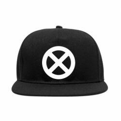 Снепбек X-man logo