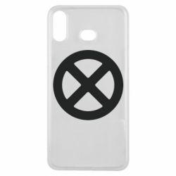 Чохол для Samsung A6s X-man logo