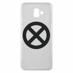 Чохол для Samsung J6 Plus 2018 X-man logo