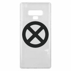 Чохол для Samsung Note 9 X-man logo