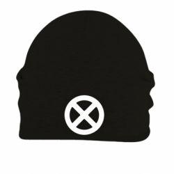 Шапка на флісі X-man logo