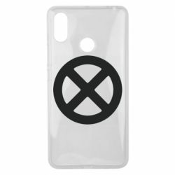 Чехол для Xiaomi Mi Max 3 X-man logo