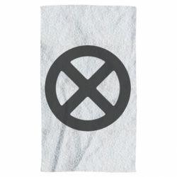 Рушник X-man logo