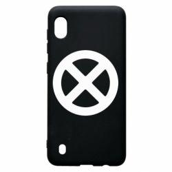 Чохол для Samsung A10 X-man logo