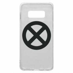 Чохол для Samsung S10e X-man logo