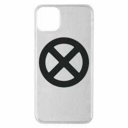 Чохол для iPhone 11 Pro Max X-man logo