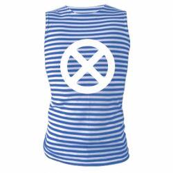 Майка-тільняшка X-man logo