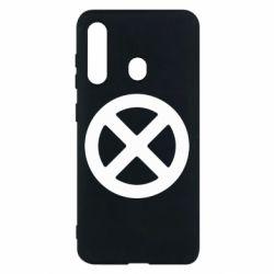 Чохол для Samsung M40 X-man logo
