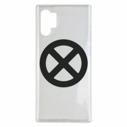 Чохол для Samsung Note 10 Plus X-man logo