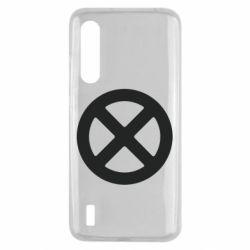 Чехол для Xiaomi Mi9 Lite X-man logo