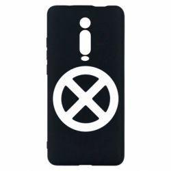 Чехол для Xiaomi Mi9T X-man logo