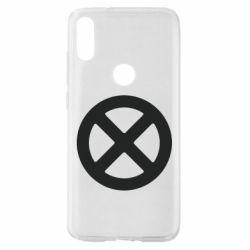 Чехол для Xiaomi Mi Play X-man logo