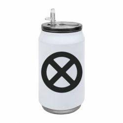 Термобанка 350ml X-man logo