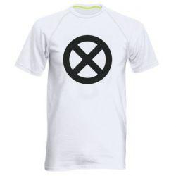 Чоловіча спортивна футболка X-man logo