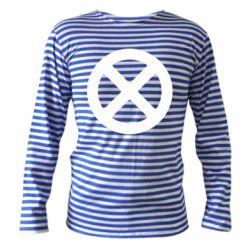 Тільник з довгим рукавом X-man logo