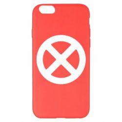 Чохол для iPhone 6 Plus/6S Plus X-man logo