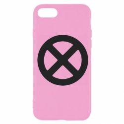 Чохол для iPhone 7 X-man logo
