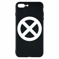 Чохол для iPhone 7 Plus X-man logo