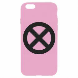 Чохол для iPhone 6/6S X-man logo