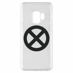 Чохол для Samsung S9 X-man logo