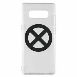 Чохол для Samsung Note 8 X-man logo