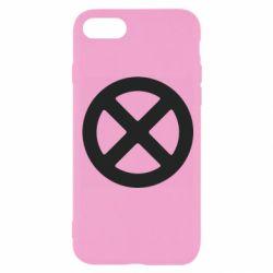 Чохол для iPhone 8 X-man logo