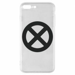 Чохол для iPhone 8 Plus X-man logo