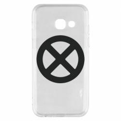 Чохол для Samsung A3 2017 X-man logo