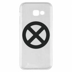 Чохол для Samsung A5 2017 X-man logo