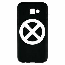 Чохол для Samsung A7 2017 X-man logo