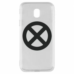 Чохол для Samsung J3 2017 X-man logo