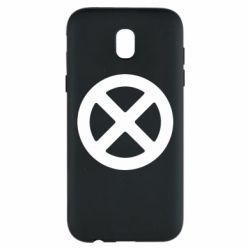Чохол для Samsung J5 2017 X-man logo