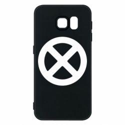Чохол для Samsung S6 X-man logo