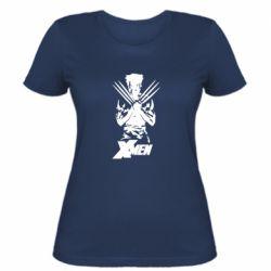 Жіноча футболка X men: Logan