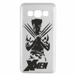 Чехол для Samsung A3 2015 X men: Logan