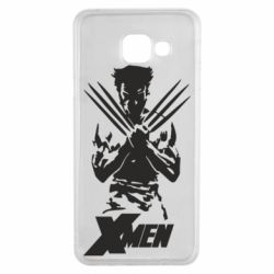Чехол для Samsung A3 2016 X men: Logan