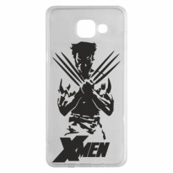Чехол для Samsung A5 2016 X men: Logan