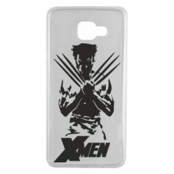 Чехол для Samsung A7 2016 X men: Logan