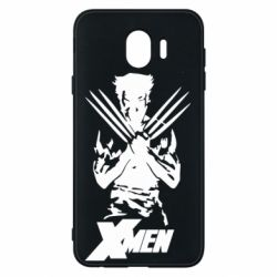 Чехол для Samsung J4 X men: Logan
