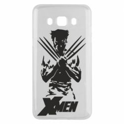 Чехол для Samsung J5 2016 X men: Logan