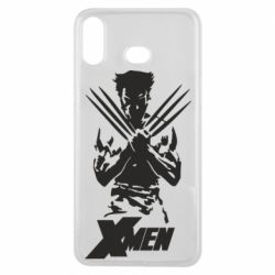 Чехол для Samsung A6s X men: Logan